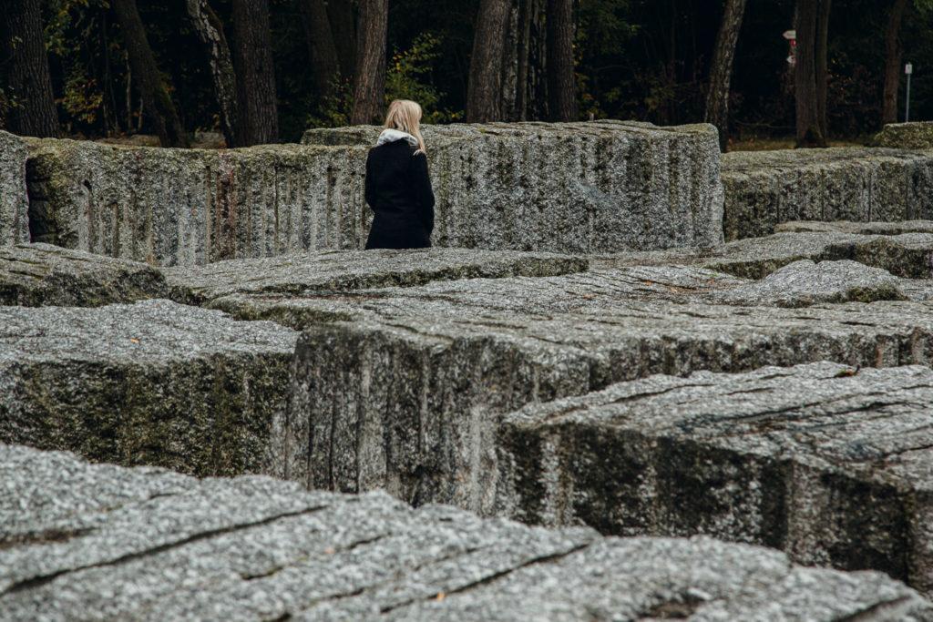 Granit Labyrinth Epprechtstein