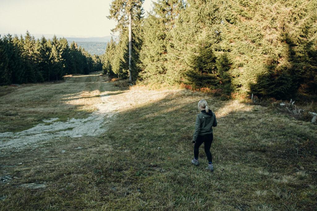 Wo und wie lässt es sich am besten am Ochsenkopf wandern?