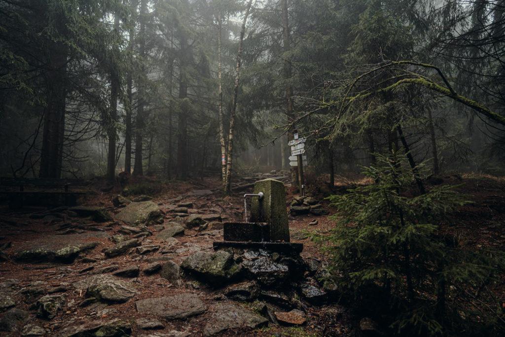 Kösseine Wanderweg