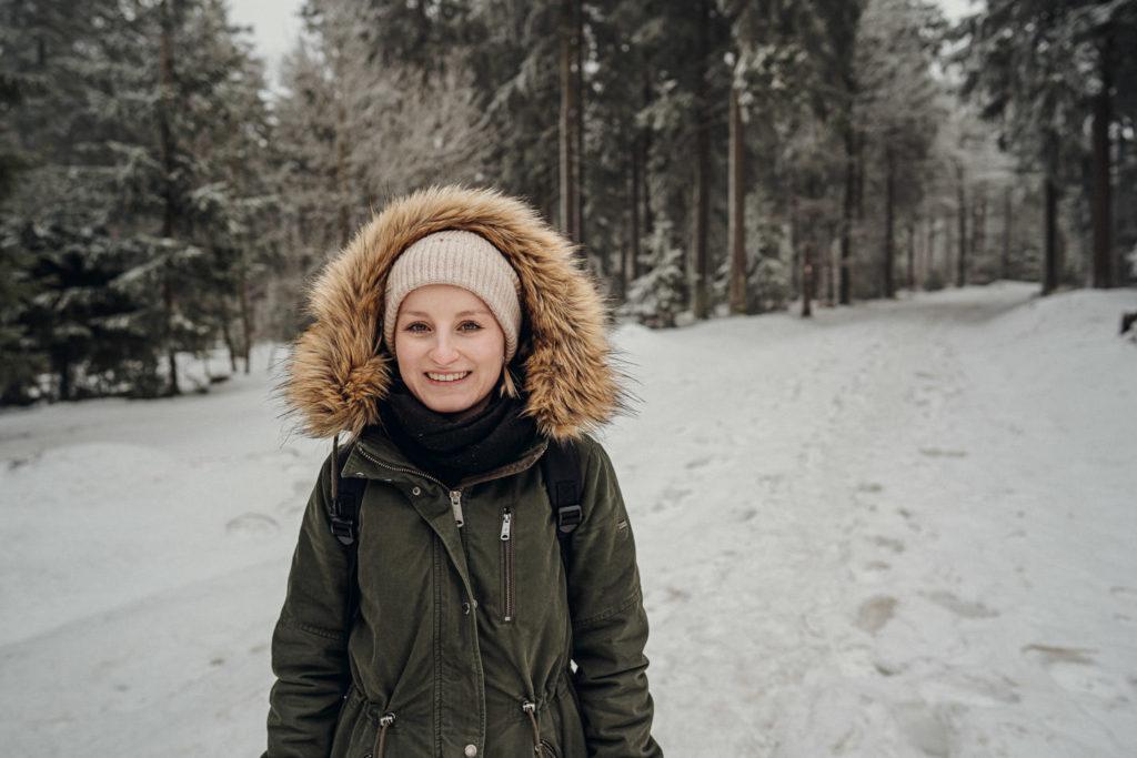 Wanderung zur Nußhardtstube und zum Gipfelfelsen
