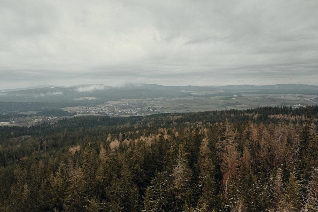 Ausblick vom Haberstein